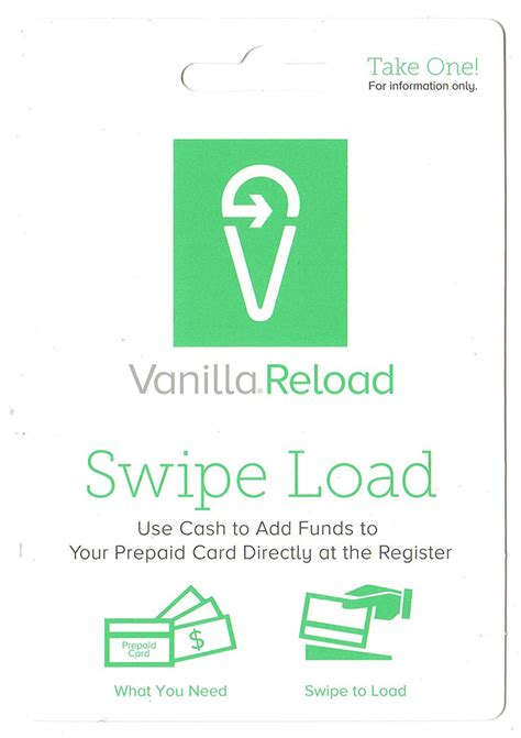 Can You Reload A Prepaid American Express Gift Card - new vanilla reload flex load cards at walgreens cash only