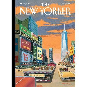 1 Year New Yorker Subscription - free the new yorker magazine one year print subscription