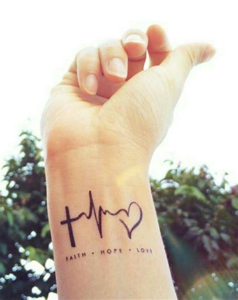 unique wrist tattoos for girls fe esperanza