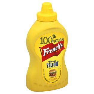 S Classic Yellow Mustard 9 Oz s mustard classic yellow 14 oz 396 g food grocery general grocery mustard