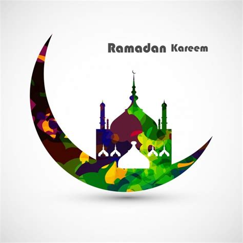 ramadan pattern vector free colorful ramadan kareem background vector free download