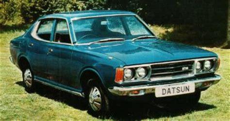 datsun 160 b datsun bluebird 160b 180b 70s cars