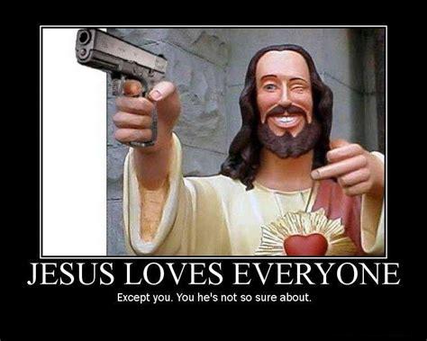 Buddy Jesus Meme - imgs for gt buddy jesus thanks