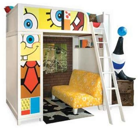 Spongebob Dresser by Youth Bedroom Furniture By Lea And Nickelodeon Modern