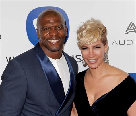 terry crews wife terry crews muscle bound actor and former old spice guy