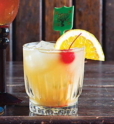 whiskey sour cocktail with fresh lemon recipe dishmaps