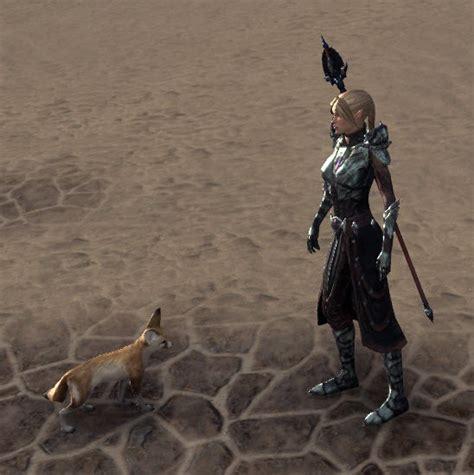 elder scrolls  fennec fox eso fashion