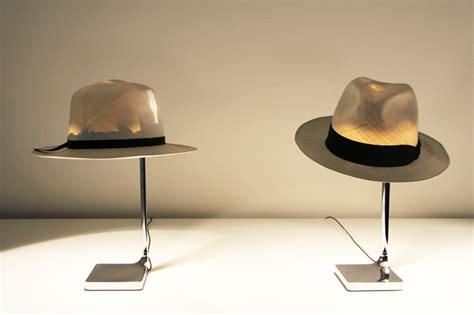 philippe starck chapeau light for flos