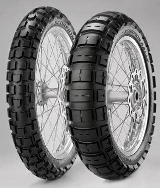 Motorradreifen Bmw R 1150 Gs by Pirelli Scorpion Rally Motorrad News