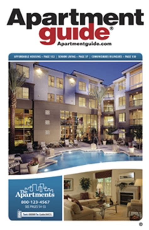appartment guid apartment finder magazine media kit info