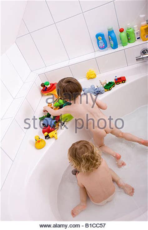 children in bathtub children bathing boy girl tub stock photos children bathing boy girl tub stock