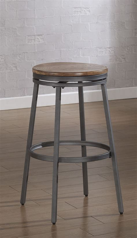 metal frame bar stools b1 100 25w metal frame backless bar stool from american