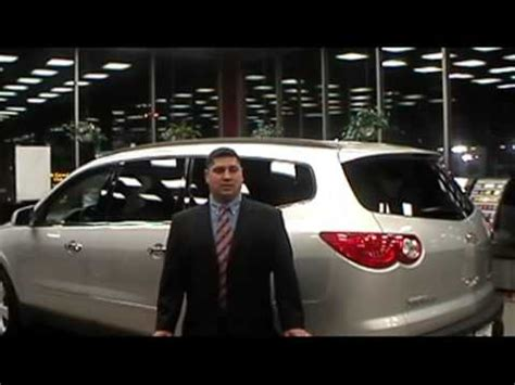 carfagno chevrolet 2009 chevy traverse walk around competition by