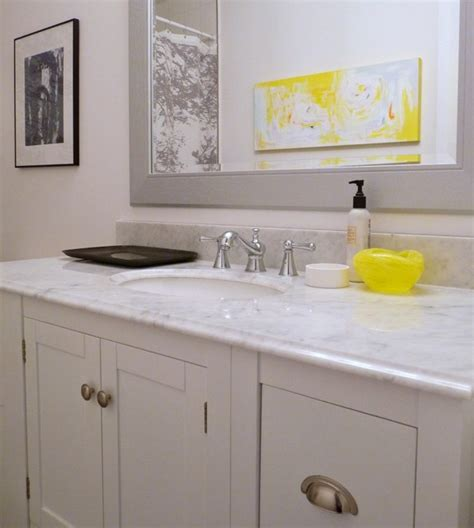 yellow and gray bathroom grey yellow bathroom contemporary bathroom ottawa