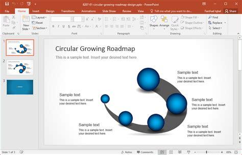 Best Roadmap Powerpoint Templates Powerpoint Roadmap Template