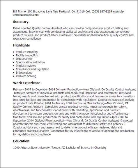 Qa Resume Sles by Qa Resume Sles 28 Images Pharmaceutical Quality Resume Sales Quality Qa Inspector Resume
