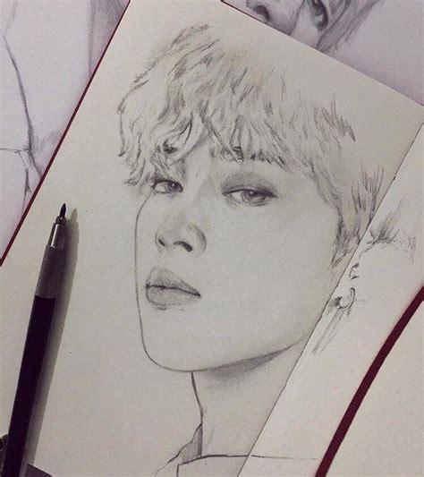 Kpop Sketches by Kpop Arts ʕ ᴥ ʔ So Amazing Of