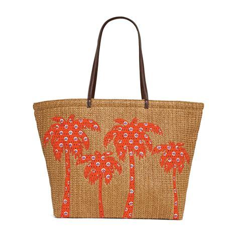 vera bradley large straw tote bag ebay