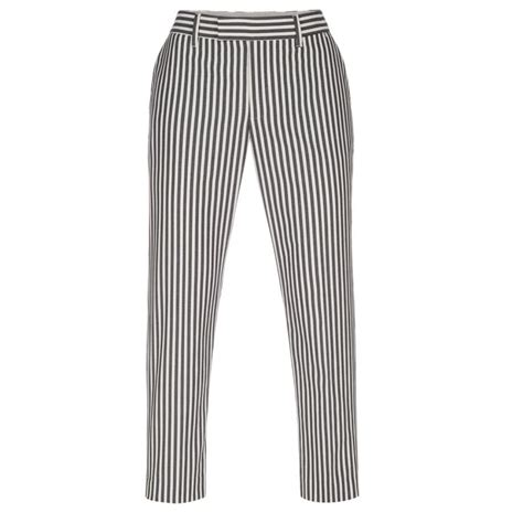 Striped Trousers paul smith s navy and white striped cotton
