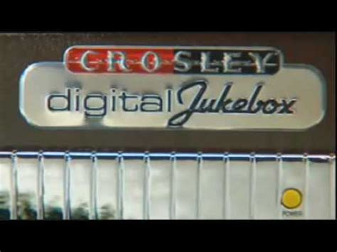 Crosleys Digital Jukebox With Itunes Interface And Server by Crosley Cr12 Di Itunes Cd Dvd Digital Jukebox 2997