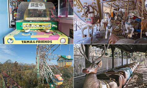 theme park newspaper articles photographer explores abandoned japanese theme park
