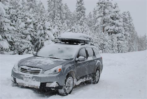 subaru outback snow 11 awesome adventure vehicles under 10 000