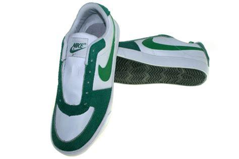 Nike 6 0 Mavrk Low Putih Hijau gudang sepatu branded nike sepatu skate board dan sepatu kets