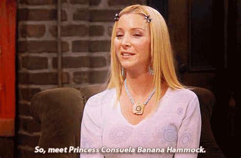Banana Hammock Friends princess consuela banana hammock