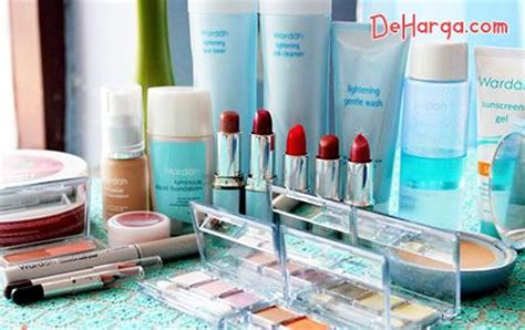 Seperangkat Alat Make Up Wardah harga makeup kit professional wardah mugeek vidalondon