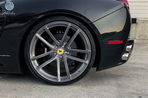 wheels ferrari ferrari california riding on modulare b30 21 22 quot tinted