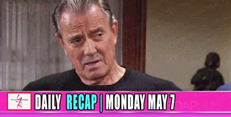 yr recap one night the young and the restless recaps the young and the restless yr recap victor knows how to
