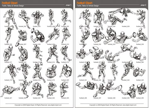 tattoo catalogue pdf football clipart vector clipart for professional use