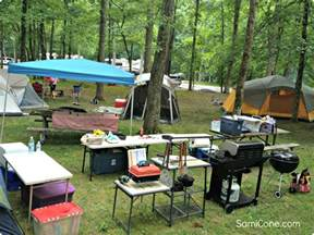 Backyard Camping Ideas For Children Backyard Camping Checklist Sami Cone Family Budget