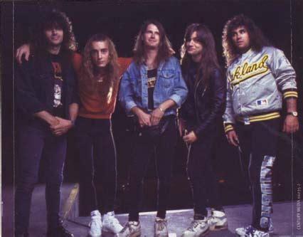 kaos exodus band metal ex 04 exodus el arte heavy metal