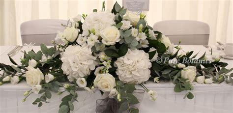 Ideas for Your Top Table Flower Arrangement   Pure Botanics