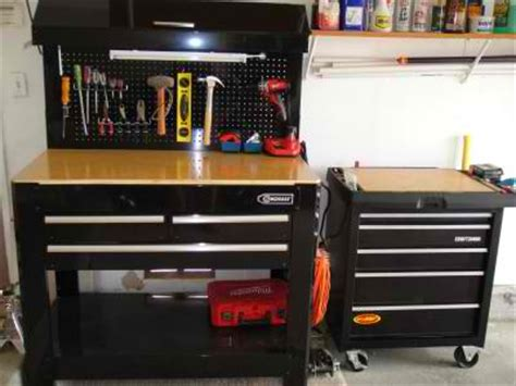 Kobalt 3 Drawer Workbench by Kobalt Workbench