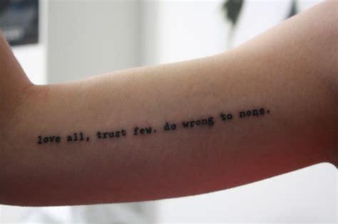 shakespeare tattoos shakespeare tattoologist bloglovin