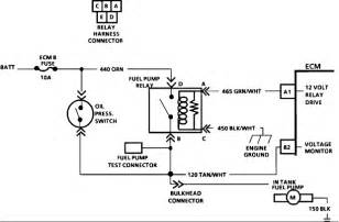 1987 chevy fuel pump wiring diagram fuel download free