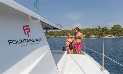 catamaran helia 44 a vendre catamaran de luxe helia 44 evolution fountaine pajot