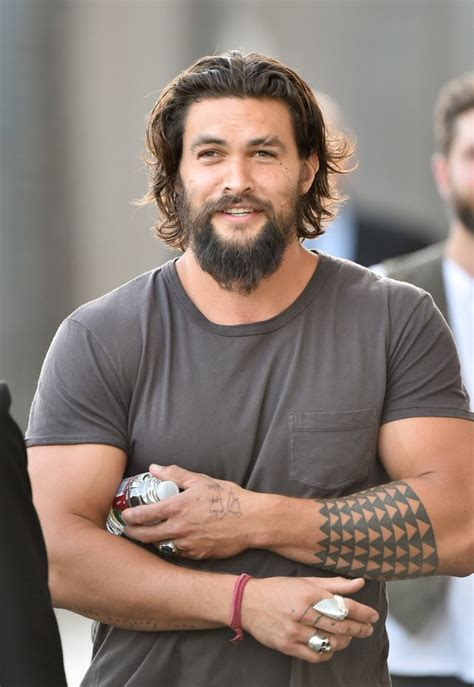 jason momoa tattoo meaning there s a special significance that on his