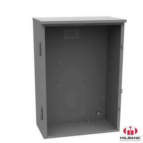 milbank ct244811 hc single door current transformer