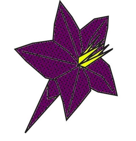 Origami Azalea - azalea flower origami