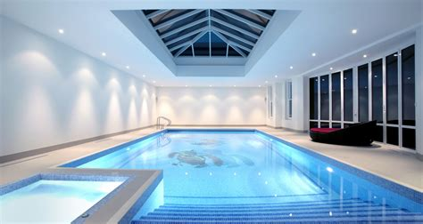 indoor swimming pools indoor swimming pool design construction falcon