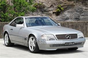 Mercedes Sl600 Sold Mercedes Sl600 Convertible Auctions Lot 18