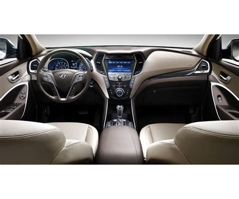 Hyundai Santa Fe Interior by 2016 Hyundai Santa Fe Release Date Interior Review