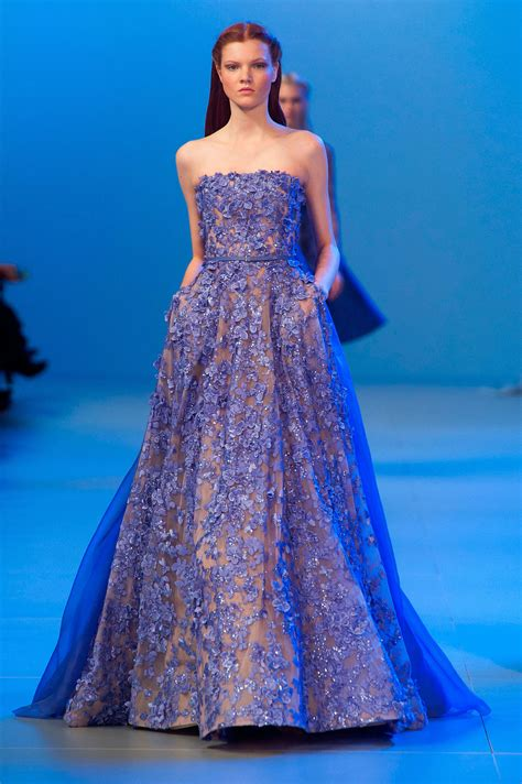 Whats Haute In The Uk by Elie Saab Haute Couture 2014 We Bet You One Of