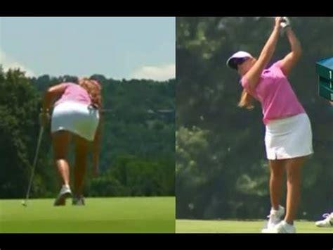 paula creamer golf swing 48 best images about pro women golfers swing videos on