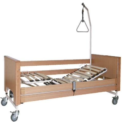 letto degenza letto da degenza elettrico a tre snodi elevabile con