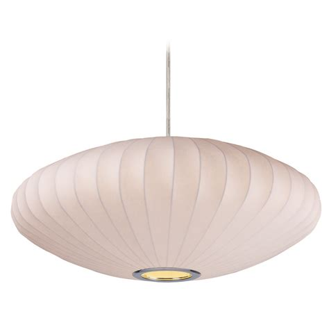 Oval Pendant Light Maxim Lighting Cocoon Polished Chrome Pendant Light With Oval Shade 12190wtpc Destination