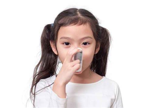 menangani asma  anak alodokter